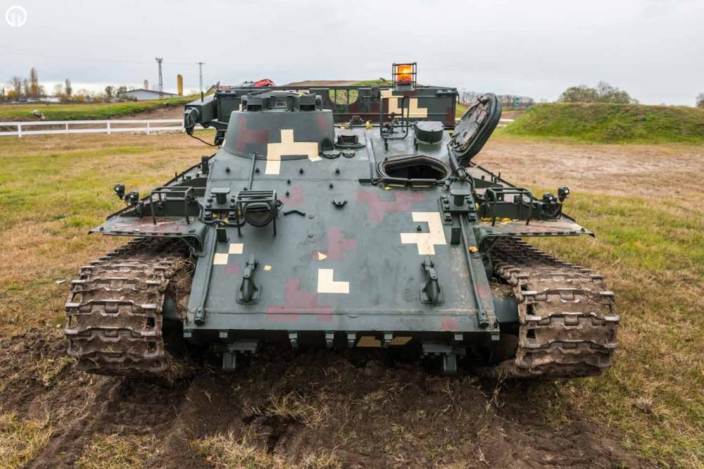 Tank és Big Foot Élményvezetés | Igazi Adrenalin Löket - 2.