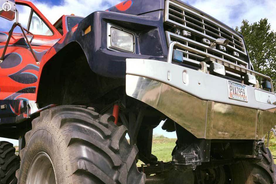 Tank és Big Foot Élményvezetés | Igazi Adrenalin Löket - 10.