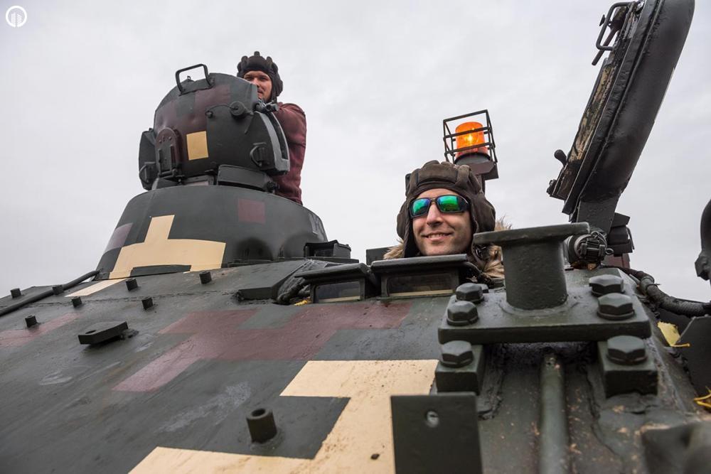 Tank Vezetés | Egyedi Military Élmény - 4.