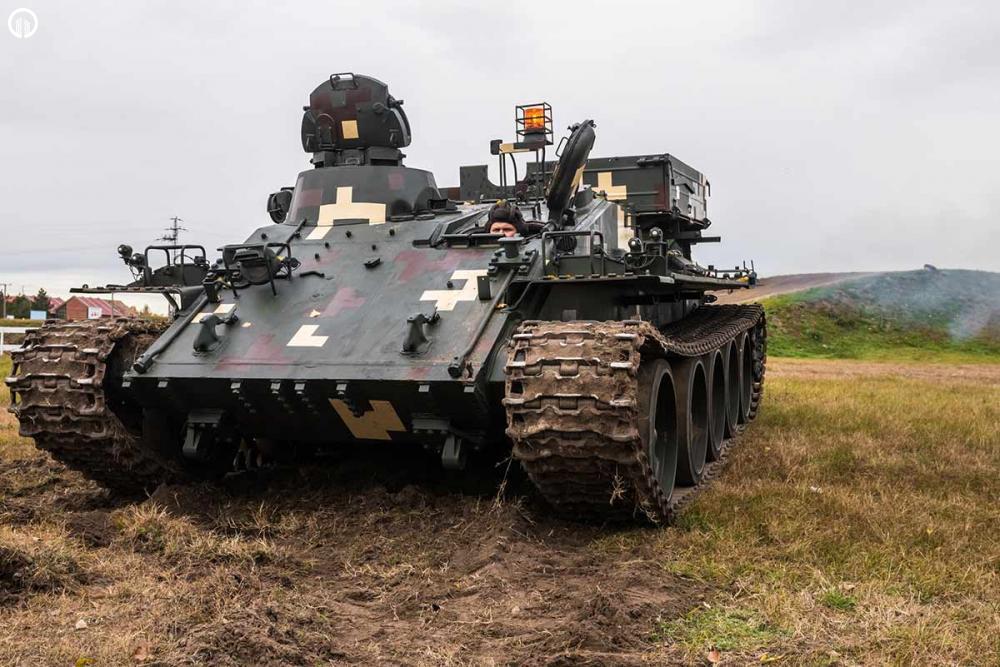 Tank Vezetés | Egyedi Military Élmény - 6.