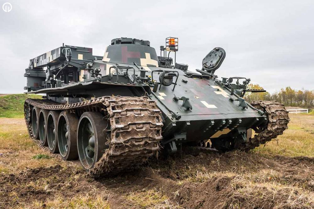 Tank Vezetés | Egyedi Military Élmény - 7.
