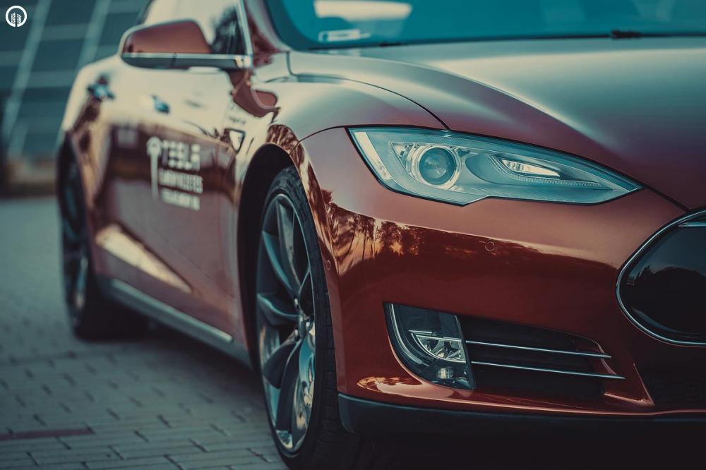 Tesla Élményvezetés Forgalomban | Autopilot Üzemmóddal - 7.