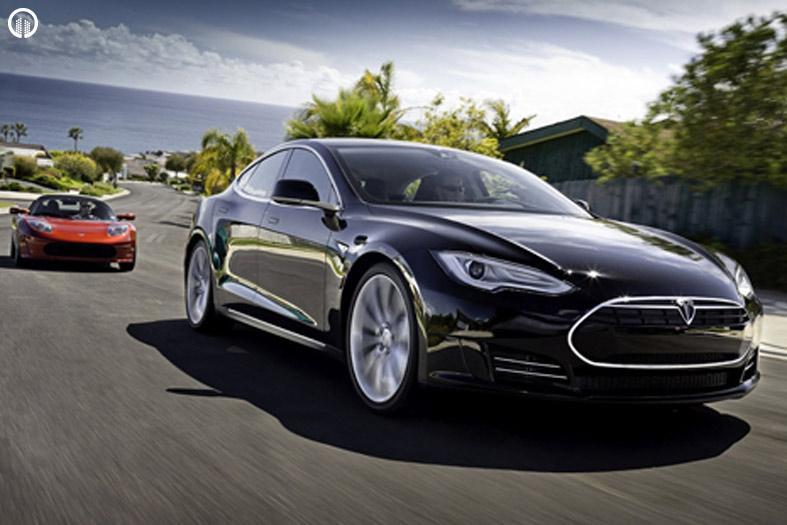 Tesla Élményvezetés Forgalomban | Autopilot Üzemmóddal - 5.