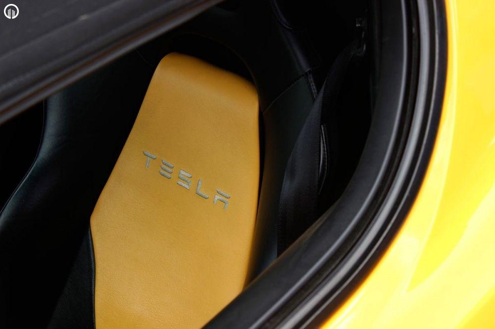 Tesla Roadster Elektromos SzuperSportautó Vezetés a HungaroRingen - 4.