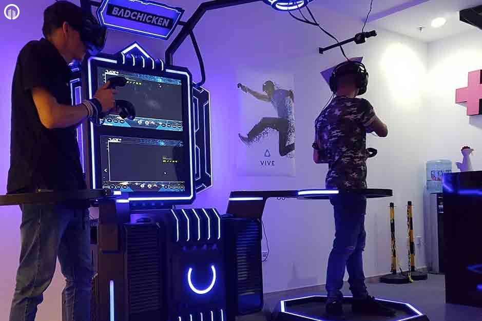 VR VIP BadChicken | 6-10 Fő - 1.