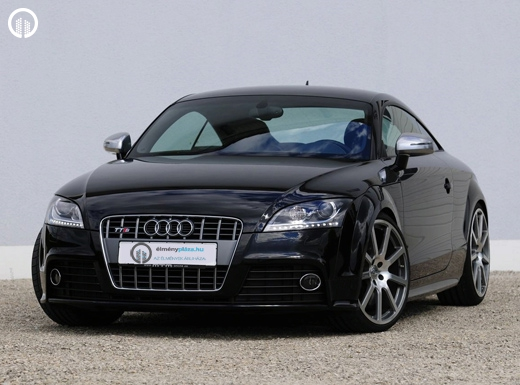 audi tt s sportaut vezet s 25 km. Black Bedroom Furniture Sets. Home Design Ideas