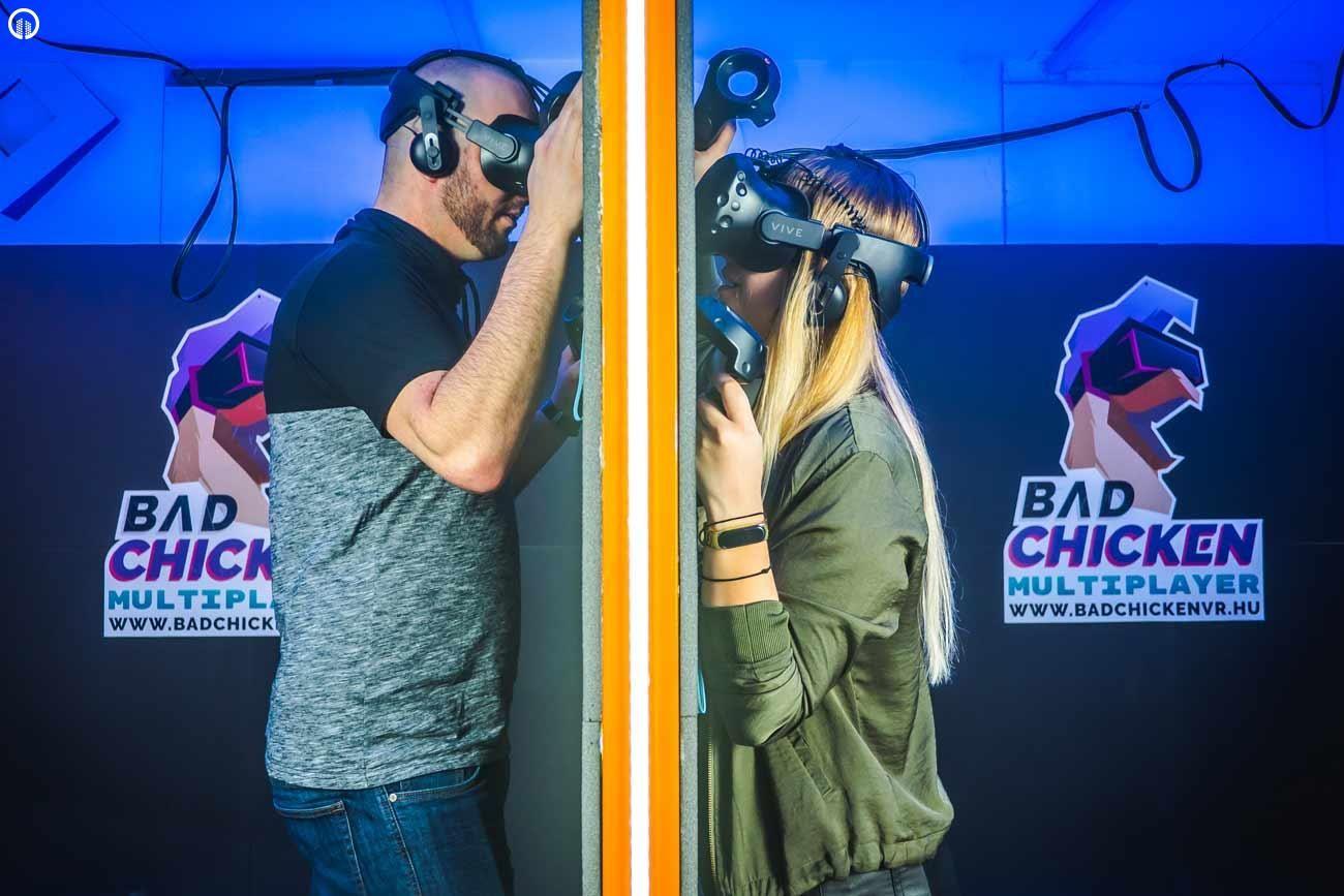 VR VIP BadChicken | 6 10 Fő | élménypláza.hu