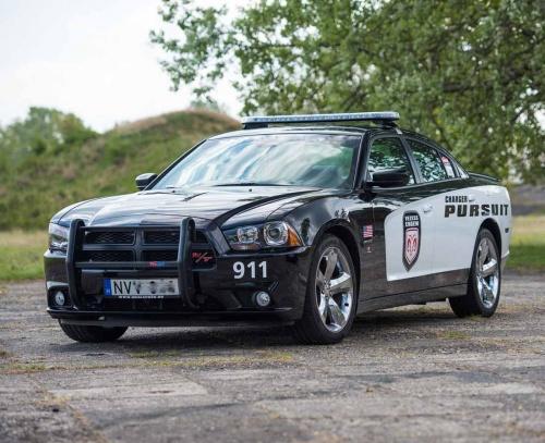Dodge Charger RT 400 Lóerős Amerikai Izomautó Vezetés DRXRing 4 kör / 8 km